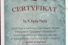 Certyfikat uczestnictwa - 7