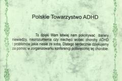 Polskie Tow. ADHD - 2
