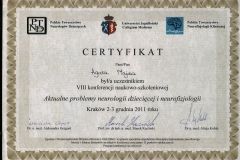 Certyfikat uczestnictwa - 12a